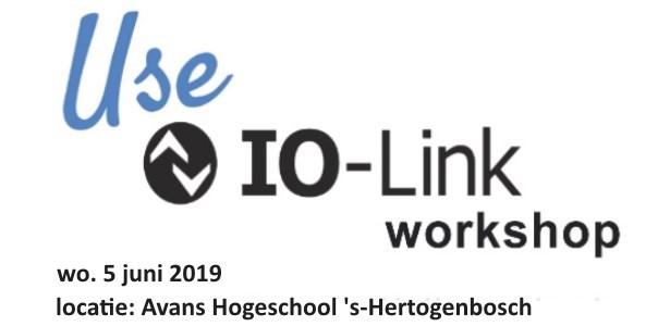 Io Link Workshop Wo 5 Juni Avans Hogeschool Den Bosch