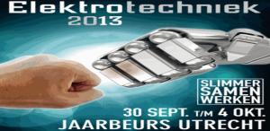Lees meer over het artikel PI Nederland op Elektrotechniek 2013