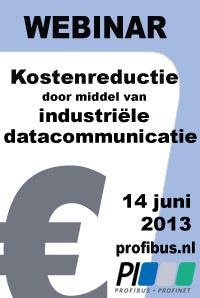 Lees meer over het artikel WEBINAR: Kostenreductie door middel van industriële datacommunicatie