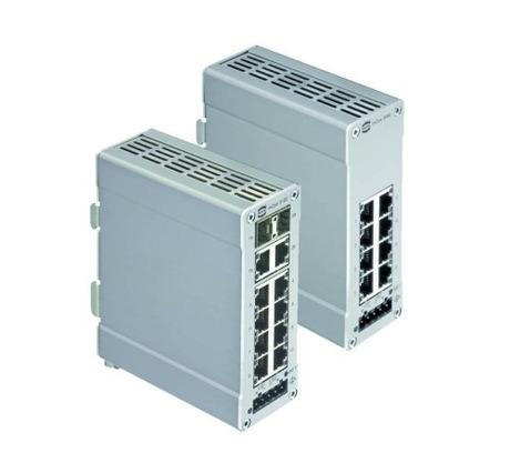 Lees meer over het artikel Next generation Ethernet Switches met geintegreerde PROFINET I/O stack