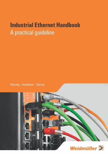 Lees meer over het artikel Gratis Industrial Ethernet Book