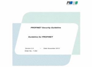 Lees meer over het artikel PROFINET Security Guideline