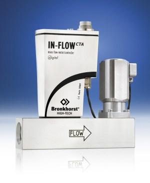 Lees meer over het artikel Compacte Mass Flow Controller voor Industriële & Productie omgevingen
