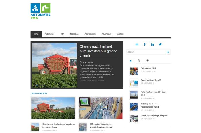 Lees meer over het artikel Automatie PMA vernieuwt!