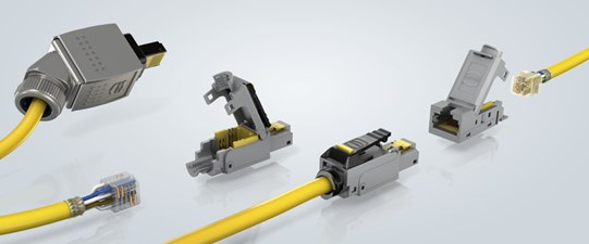 Lees meer over het artikel Ethernet installatietechniek voor een betrouwbaar proces – HARTING preLink®