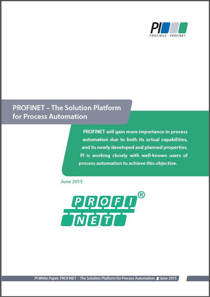 Lees meer over het artikel PROFINET ook voor Process Automation