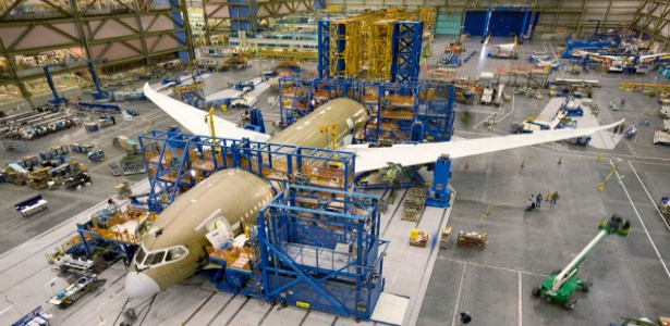 Lees meer over het artikel KLM's nieuwste aanwinst de Boeing Dreamliner gebouwd met PROFINET