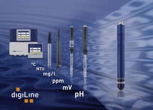 Lees meer over het artikel Nieuwe digitale sensoren voor het meten van water desinfectie meetwaarden