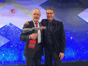 Lees meer over het artikel PI feliciteert Endress+Hauser met de Swiss Technology Award
