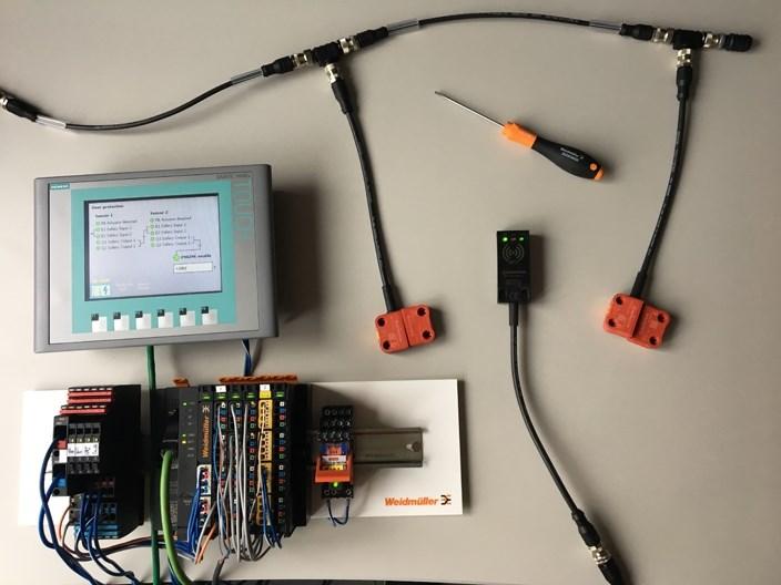 Je bekijkt nu u-remote PROFISAFE, IO-Link en Bernstein Smart Safety Sensors