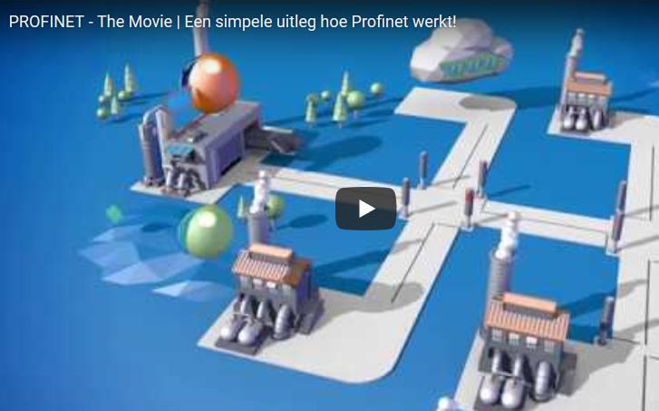Lees meer over het artikel PROFINET – The Movie