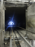 Je bekijkt nu Draadloze PROFINET / PROFIsafe stuurt Arlberg-tunnelventilatie aan