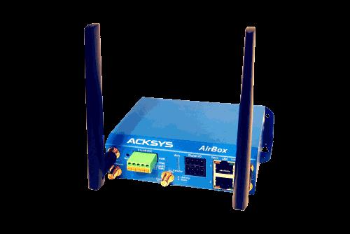 Lees meer over het artikel Industriële dual band WiFi access point, AirBox/12