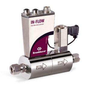 Lees meer over het artikel Industriële gasflowmeters met PROFINET