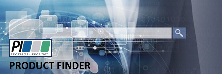 Zoekmachine PROFIBUS, PROFINET en IO-Link producten