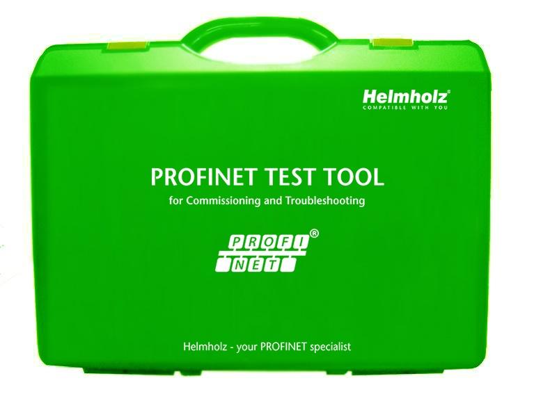 Lees meer over het artikel Helmholz Benelux Introduceert een nieuwe PROFINET Test Tool