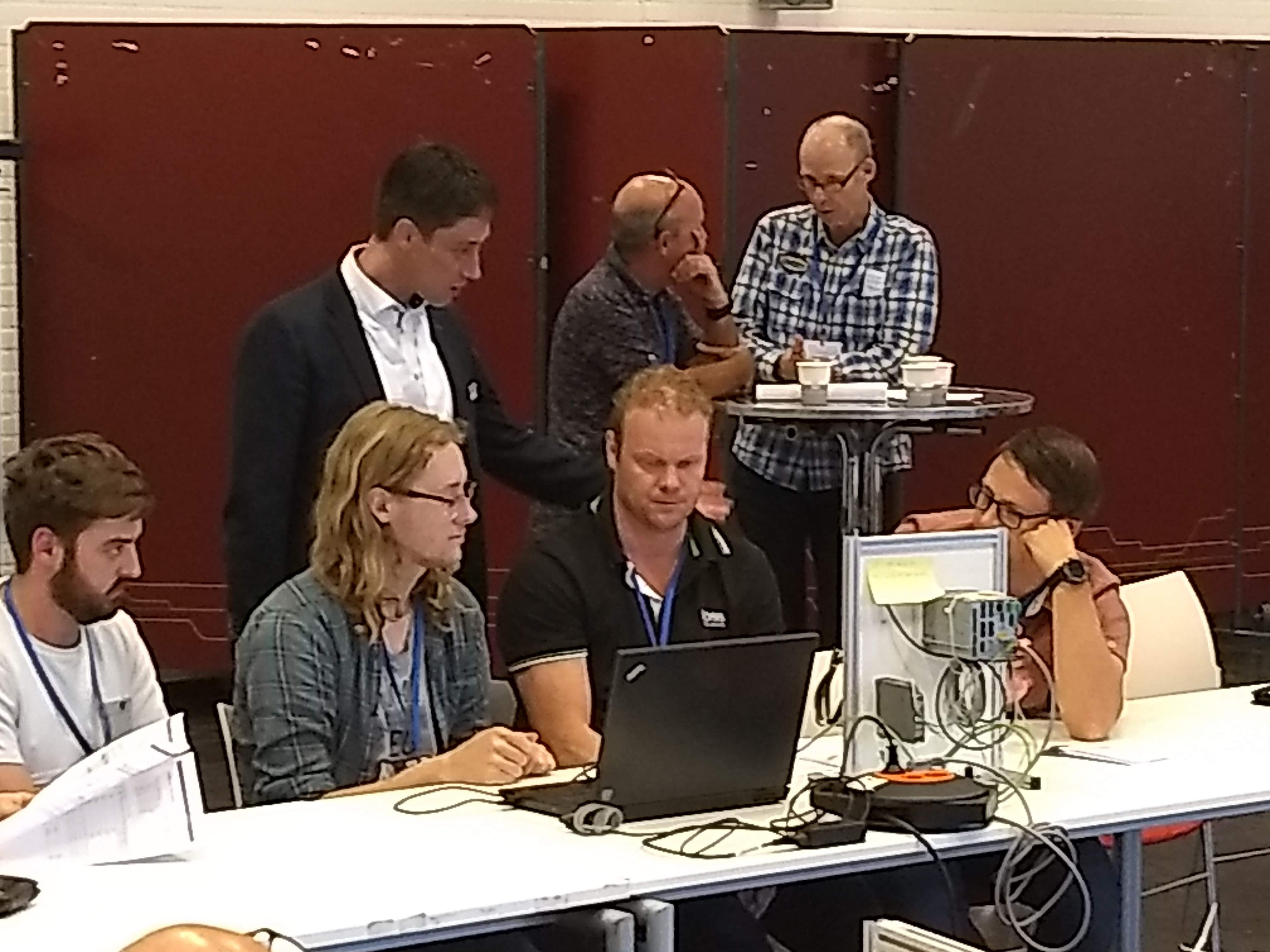 IO-Link workshop – wo. 3 juni, Avans Hogeschool Den Bosch