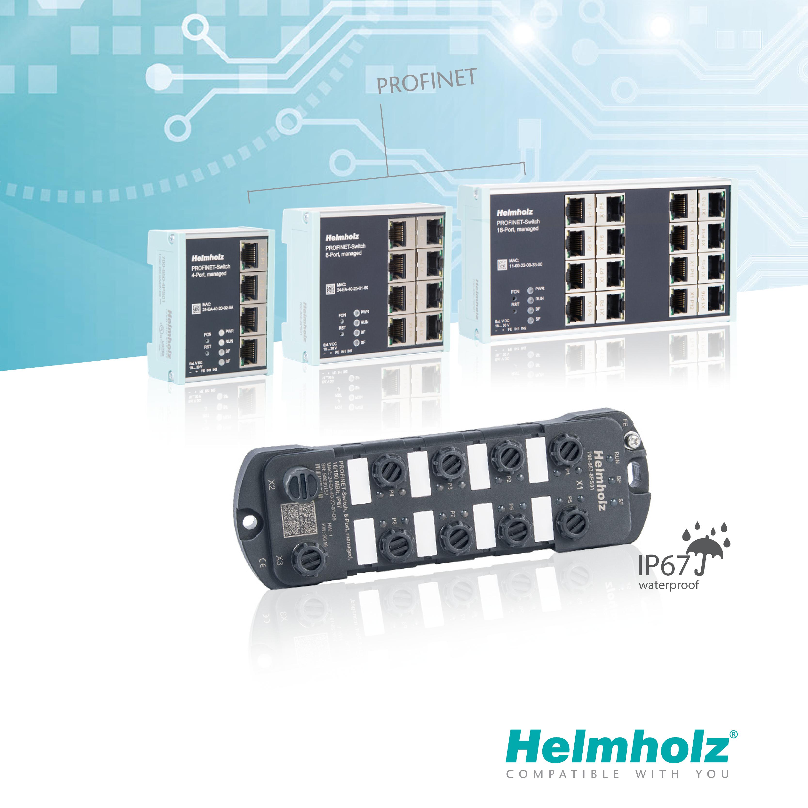 Lees meer over het artikel Wat is een PROFINET Switch en wat zijn de voordelen?