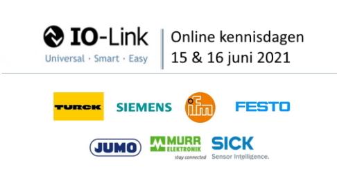 IO-Link online kennisdagen