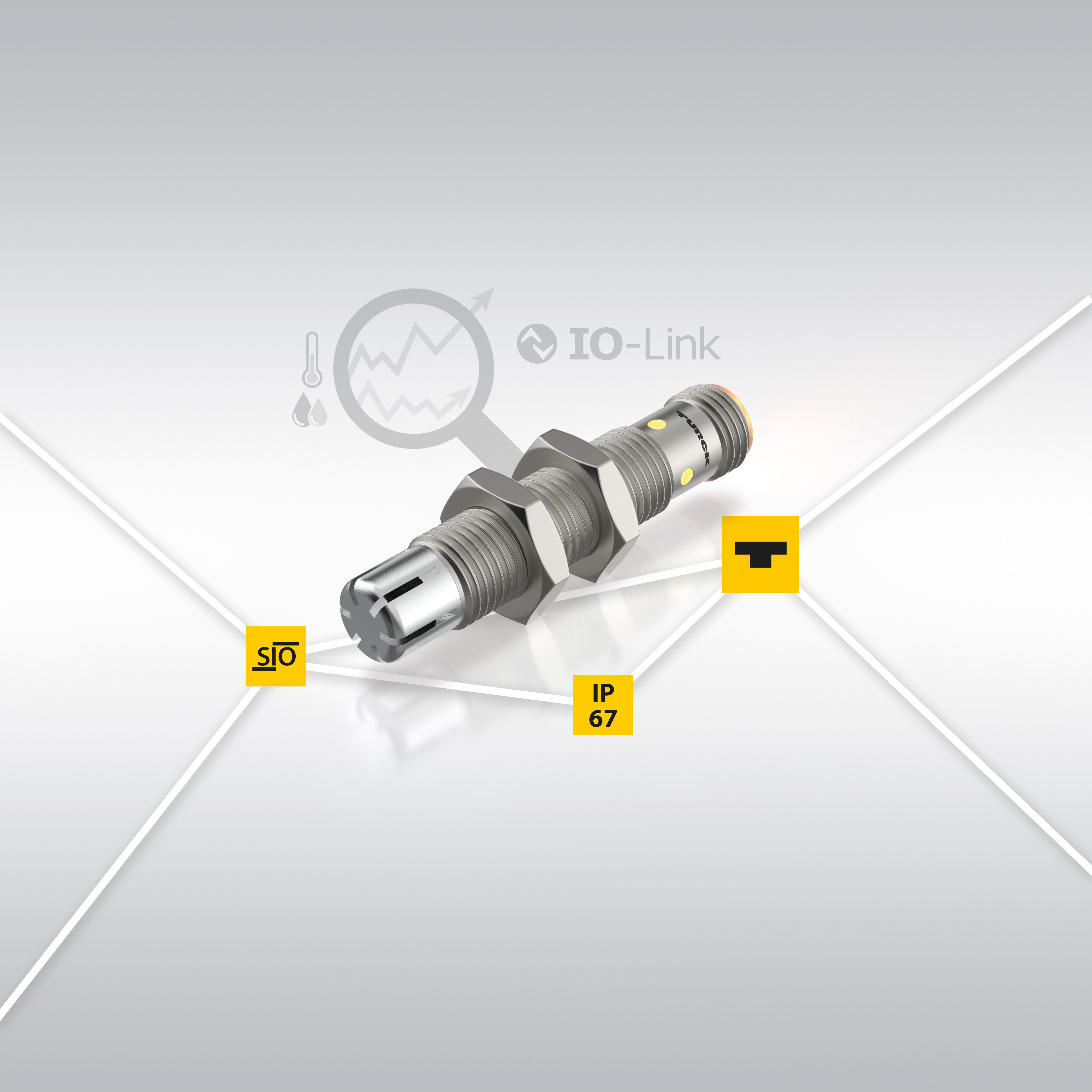 Lees meer over het artikel Conditie monitoring sensor voor temperatuur en luchtvochtigheid