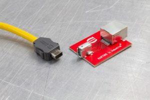 Lees meer over het artikel PNO specificeert HARTING de ix Industrial® als nieuwe PROFINET-interface. De interface biedt een 70% kleinere Ethernet-interface voor PROFINET-gebruikers.
